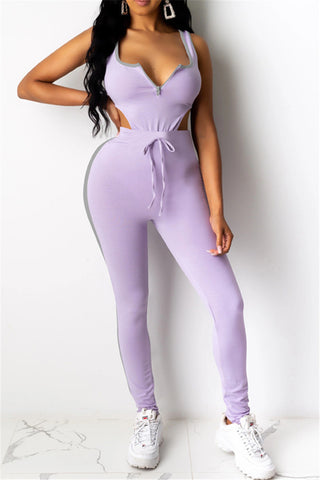 Bodysuit& Wrap Pants Sets