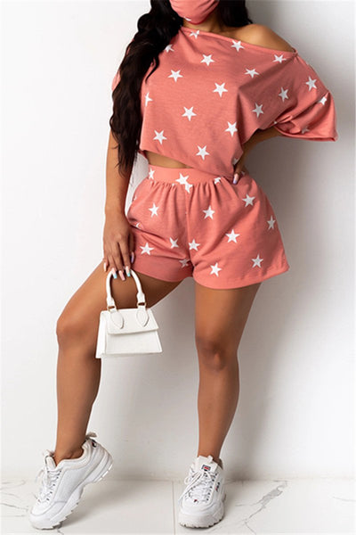 Casual Strars Printed Sets