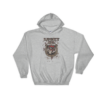 Wild West Lucky No. 7 Men's Hooded Sweatshirt