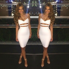Women Sleeveless Bodycon  Midi Pencil Dress