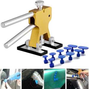 Paintless Dent Repair Removal Puller Tool Set