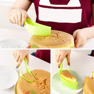 Silicone Cake Slicer Cutter