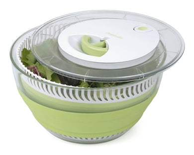 Collapsible Salad Spinner Dryer