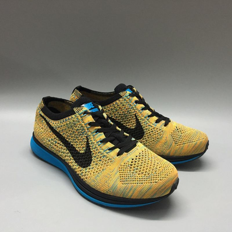 90411cc52444a ... closeout nike flyknit racer gold fbeed 7db2d