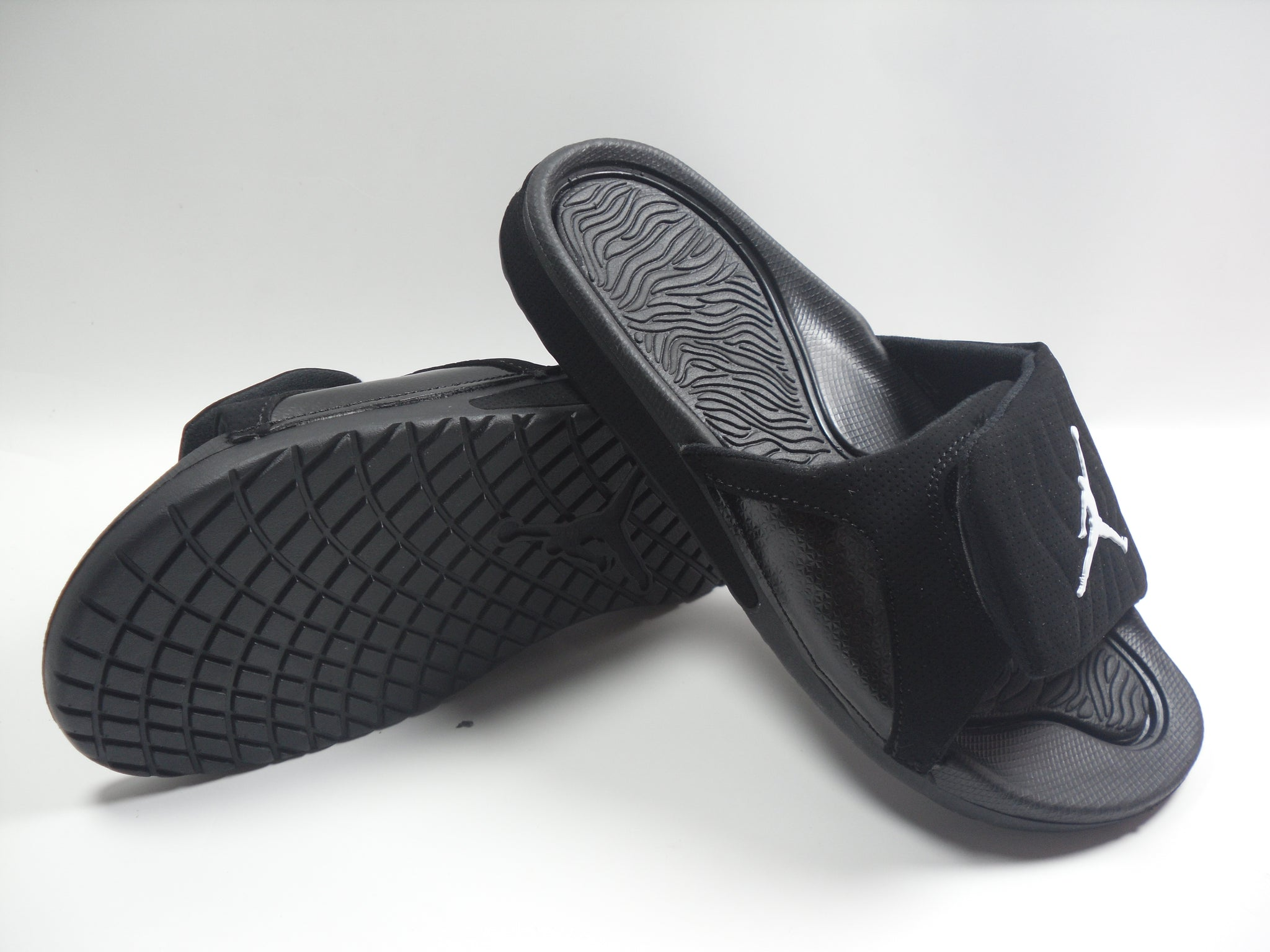 91f0d916828f Nike Jordan Slippers Black - Shoes is my passion