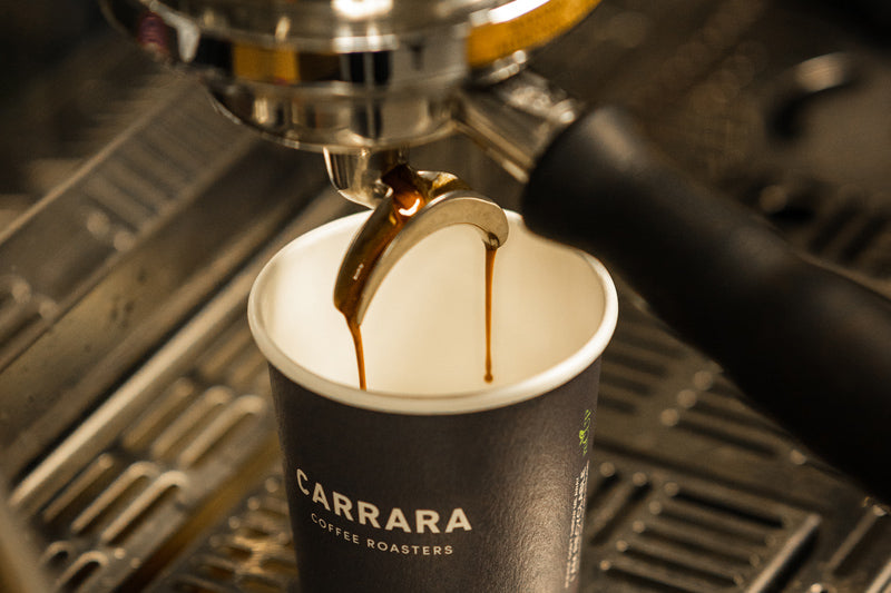 Carrara Collection Wholesale Coffee