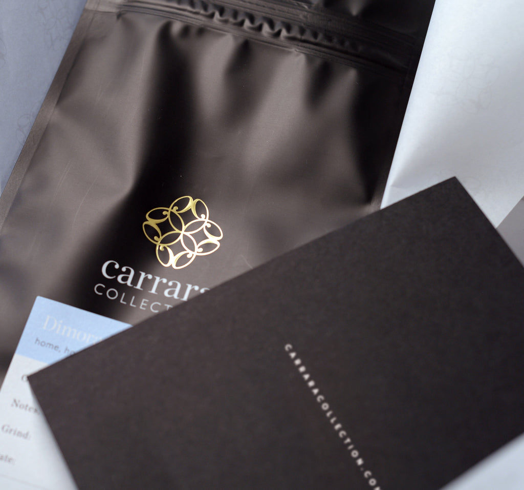 Luxury coffee subscription