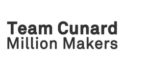 Team Cunard Million Makers
