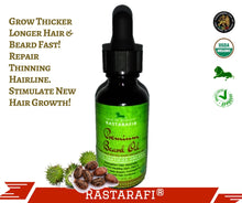 Premium Beard Oil by Rastarafi®