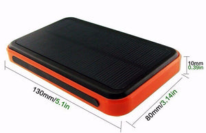 Portable Waterproof Solar Charger Specs I