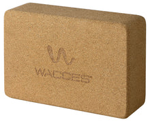 Wacces Yoga Essentials Yoga Blocks -Brown (Earth)
