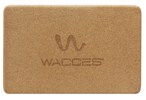 Wacces Yoga Essentials Yoga Blocks- Earth Tone
