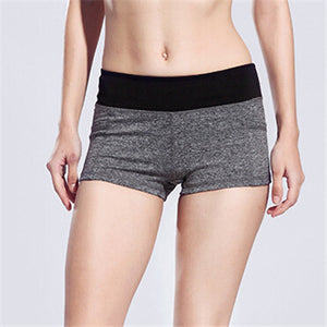 Women's Bodybuilding Yoga Shorts | Female Sports & Fitness Quick Dry Running Stretch Shorts