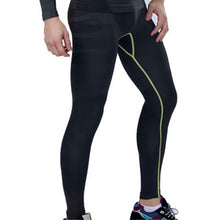 Yoga Pro Compression Tights- Black