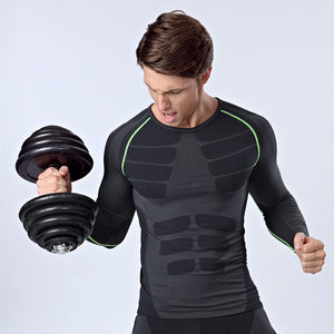 Yoga Exercise Workout Top -Men