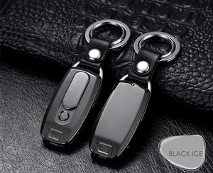 USB Lighter Rechargeable Electronic Lighter for Keychain | Electric Lighters