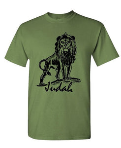 Lion Of Judah T-Shirt for Men's Shirt