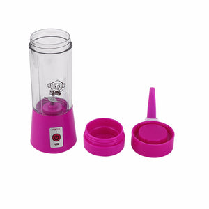 Portable USB Rechargeable Smoothie Maker