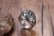 Men's Lion of Judah Ring