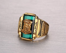 Lion Of Judah Ring -Gold