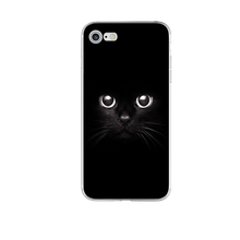 Cat Phone Case For iPhone X 8 7 6 5 4 Plus Xiaomi Redmi Note & Prime