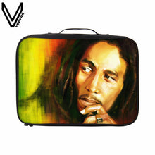 VEEVANV Bob Marley Large Travel Bag Waterproof Duffel Bag | Top Quality Material Travel Totes