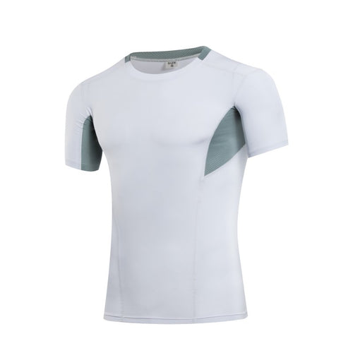 Quick Dry Shirt for Men Fitness Workout T-Shirt