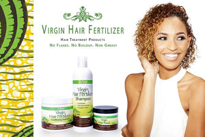 Virgin Hair Fertilizing Condition Treatment Root Stimulator