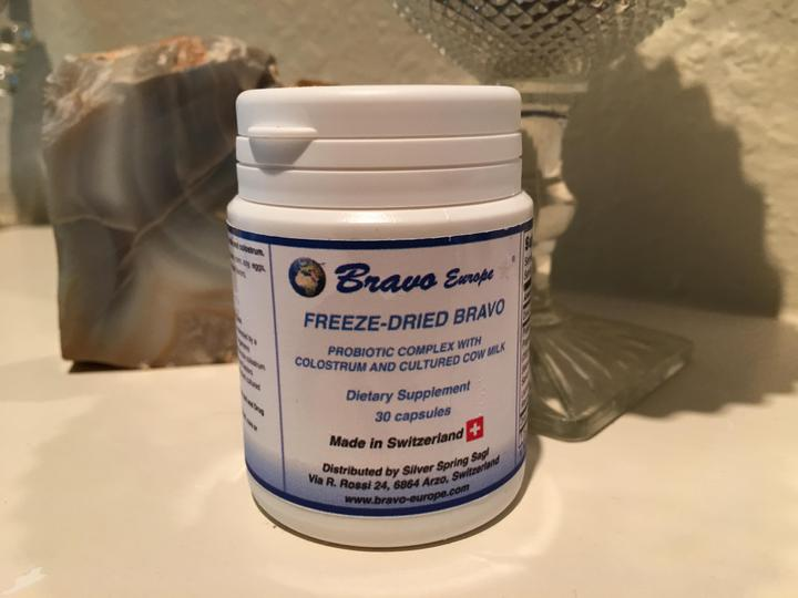 Stock Order Bravo Concentrated Capsules  - (Best by 03/2020) - Order by 9/29/19 Ships 10/2/19