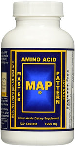 Master Amino Acid Pattern 120 caps per bottle
