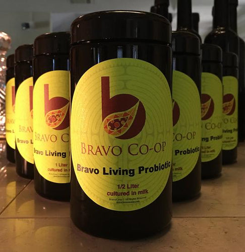 Bravo Prepared GcMAF Yogurt *LOCAL PICK-UP*  $72.00+$25.40 (deposit if mail is needed)