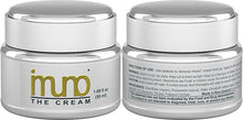 imuno - The Cream 50 ml jar with back panel