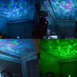 Ocean Projector Night Lamp - AwakenZone