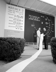 14 December 1962 - Mariner 2 Completes First Successful Planetary Flyby of Venus