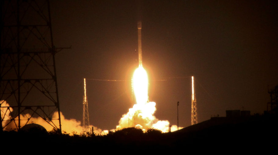 3 December 2013 - SpaceX Launches Its First Satellite In Supersynchronous Orbit
