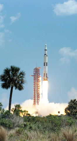 apollo_11_florida_launch_phone_wallpaper