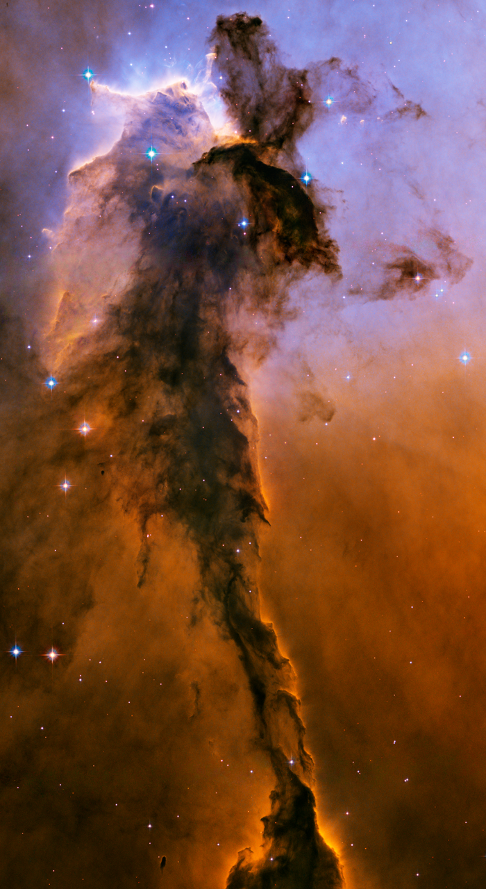 35+ hubble phone wallpapers apes in space