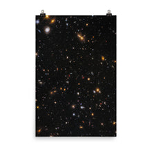 Abell 370 Hubble Deep Field Poster