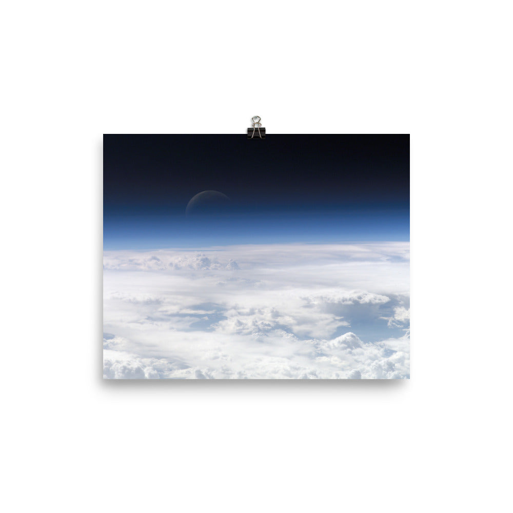 The Top of the Atmosphere Poster