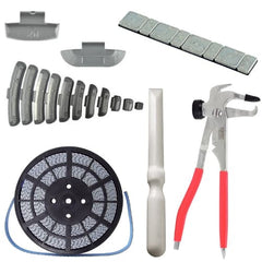 Wheel Weights & Tools
