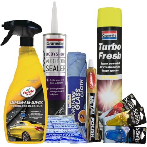 maintenance and valeting collection jar uk industries