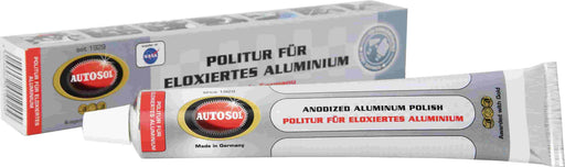 Autosol Anodized Aluminium Polish & Cleaner | 75ml Tube - JAR UK Industries