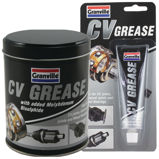 Granville CV Grease - 70g Tube / 500g Tin - JAR UK Industries
