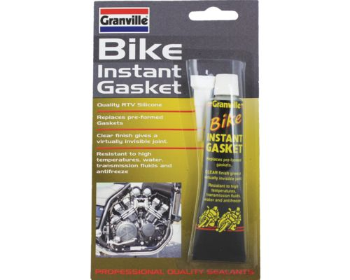 Granville Bike Instant Gasket - 40g - JAR UK Industries