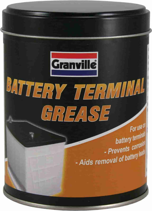 Granville Battery Terminal Grease - 500g Tin - JAR UK Industries
