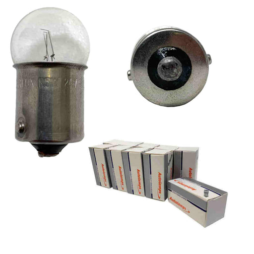 149 Bulb - Side / Tail - BA15s - 24v 5w - Autolamps (E1) - JAR UK Industries