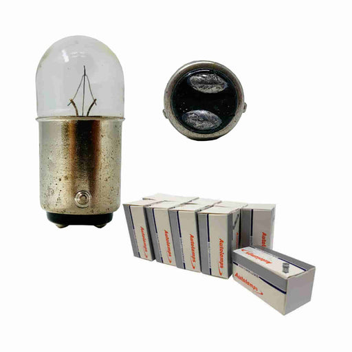 150 Bulb - Side / Tail - BA15d - 24v 5w - Autolamps (E1) - JAR UK Industries