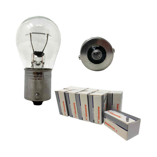 241 Bulb - Stop / Flasher - BA15s - 24v 21w - Autolamps (E1) - JAR UK Industries