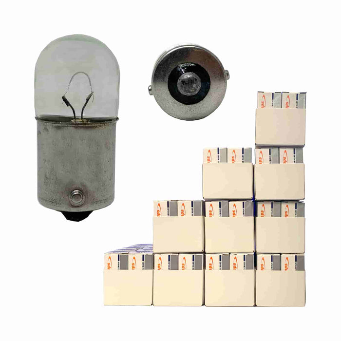 245 Bulb - Side / Tail - BA15s - 12v 10w - Autolamps (E1) - JAR UK Industries