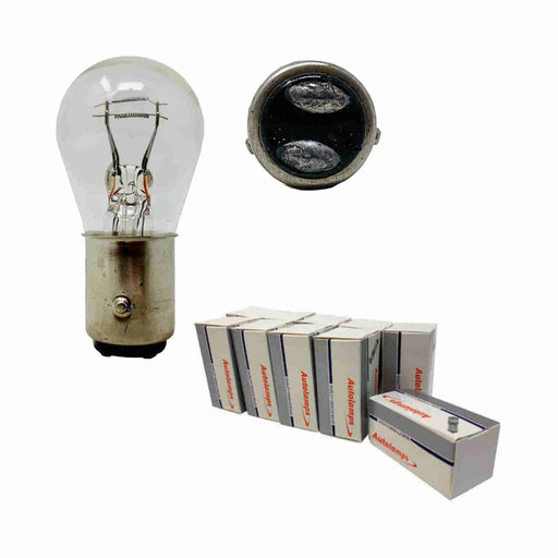 334 (294) Bulb - Stop / Tail - BAY15d - 24v 24w/6w - Autolamps (E1) - JAR UK Industries